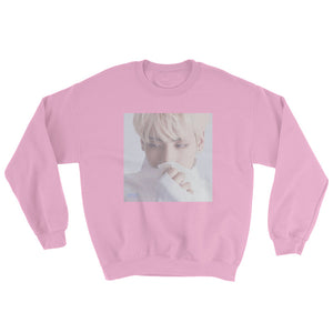 "[SHINEE] JONGHYUN ANGEL ""Always Be With You"" CREWNECK SWEATER - Kpop FTW"