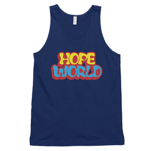 "BTS ""HOPE WORLD"" Tee (unisex)"