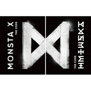 [MONSTA X] 5TH MINI ALBUM - THE CODE - Kpop FTW