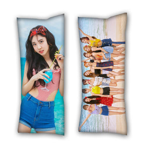 [TWICE] 'SUMMER NIGHT' NAYEON BODY PILLOW - Kpop FTW
