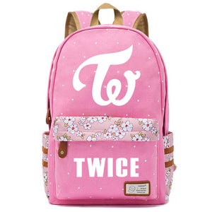 [TWICE] Twice Backpack Back-To-School bag - Kpop FTW