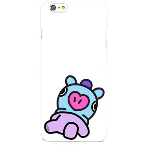 [BTS] BT21 iPhone X Mobile Phone Case - Kpop FTW