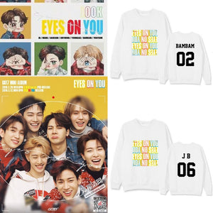 "GOT7 ""EYES ONYOU"" Crew Neck Sweater"
