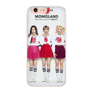 Momoland iPhone Case