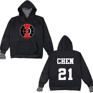 "[EXO] ""Don't Mess Up My Tempo"" 5th Album Hoodie"