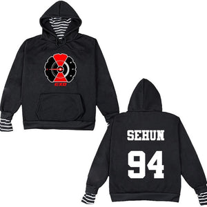 "[EXO] ""Don't Mess Up My Tempo"" 5th Album Hoodie - Kpop FTW"
