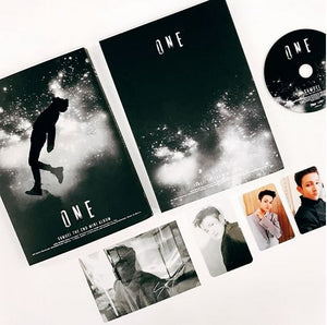 [SAMUEL] ONE THE 2ND MINI ALBUM
