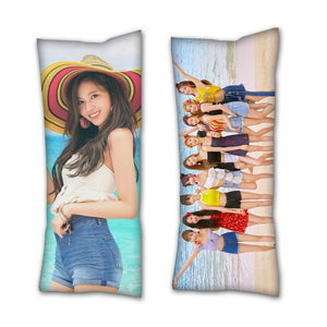 [TWICE] 'SUMMER NIGHT' SANA BODY PILLOW - Kpop FTW