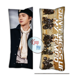 [EXO] TEMPO 'Don't Mess Up My Tempo' Suho Body Pillow - Kpop FTW