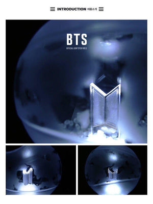 [BTS] ARMY BOMB 2018 OFFICIAL LIGHT STICK Ver. 3 - Kpop FTW