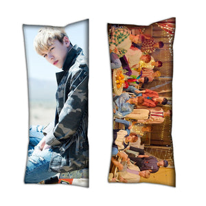 [SEVENTEEN] VERNON BODY PILLOW - Kpop FTW