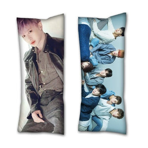 [MONSTA X] WONHO BODY PILLOW - Kpop FTW