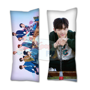 woojin stray kids pillow