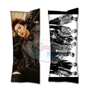 [EXO] TEMPO 'Don't Mess Up My Tempo' Xiumin Body Pillow - Kpop FTW
