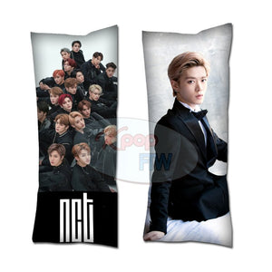 nct yuta kpop body pillow