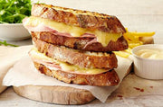 Carefully Crafted Croque Monsieur