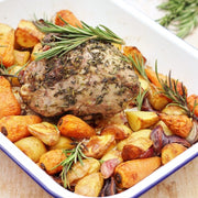 Really Tasty Roast Lamb Ft. Your Favourite Veggies!