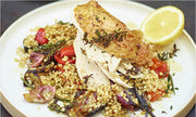 Jamie Oliver's Lemon & Thyme Roast Chicken