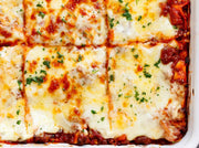 Delicious lasagne recipe