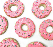 Doughnut Sugar Cookies