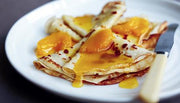 Crafty Crepes With Cinnamon Oranges