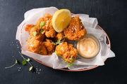 Crispy Southern Fried Cauliflower