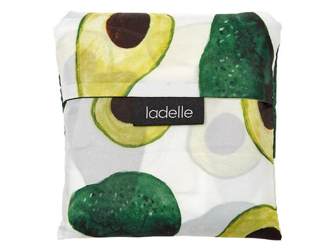 LADELLE  Recycled PET You Guac My World Shopping Bag