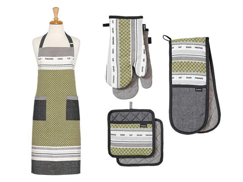 LADELLE  Eco Recycled Oliver Apron