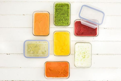 Glasslock food containers