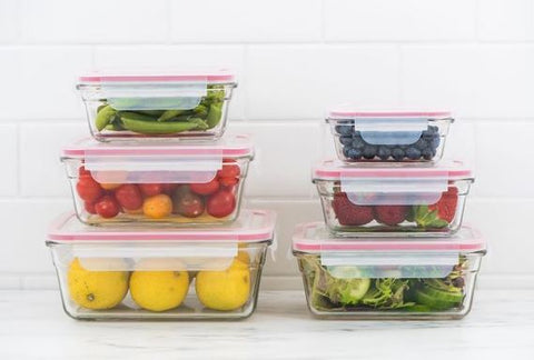 Glasslock containers