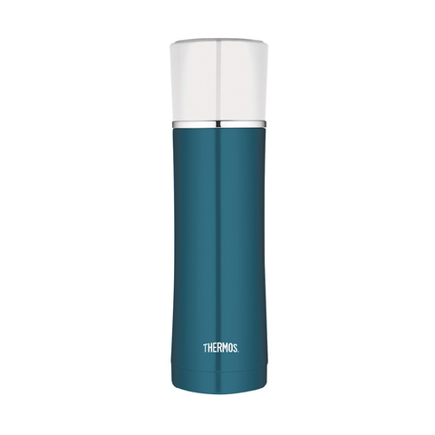 Thermos Sipp Stainless Steel Vacuum Insulated Flask 470ml - Teal
