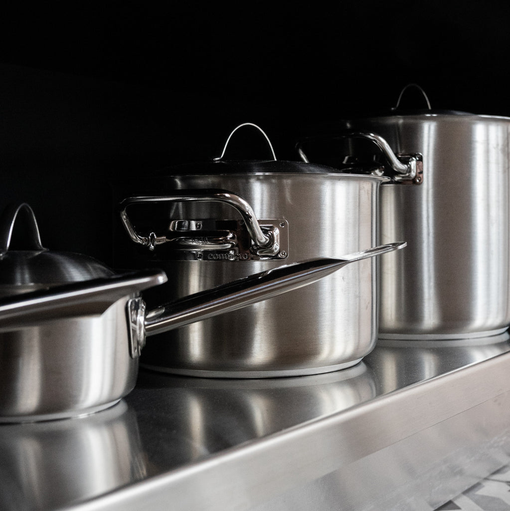 Photo of Stainless Steel Stock pots