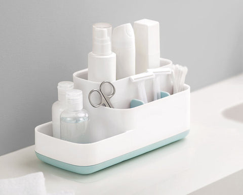JOSEPH JOSEPH Easy-Store Bathroom Caddy - Grey