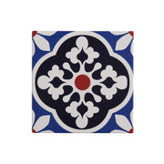Maxwell & Williams Medina Ceramic Square Tile Trivet 15cm - Tiznit