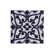 Maxwell & Williams Medina Ceramic Square Tile Trivet 15cm - Maarif