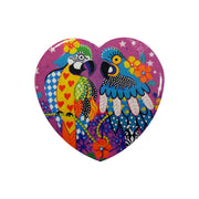 Maxwell & Williams Love Hearts Heart Coaster 10cm - Araras
