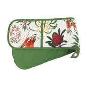 Maxwell & Williams Royal Botanic Garden Double Oven Glove - Green