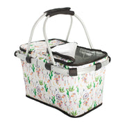 Sachi Insulated Carry Basket - Llama Dreaming