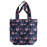 Sachi Insulated Market Tote - Paradise Flamingo