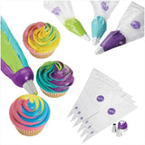 Wilton Colour Swirl Colour Coupler Decorating Set - 9pce