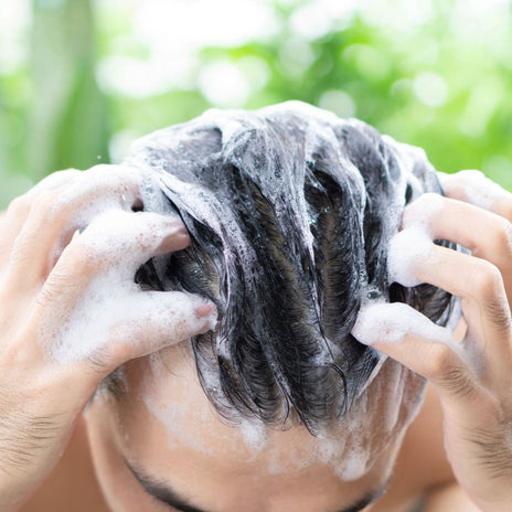 How Often Men Should Wash Their Hair Based on Hair Type