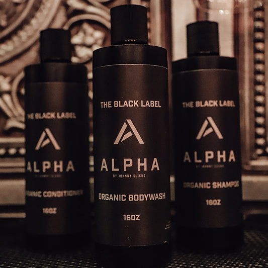 Alpha Body Wash