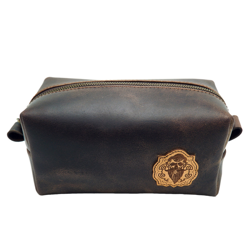 Authentic Slick Leather Bag