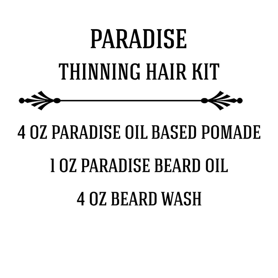 Thinning Hair Kit