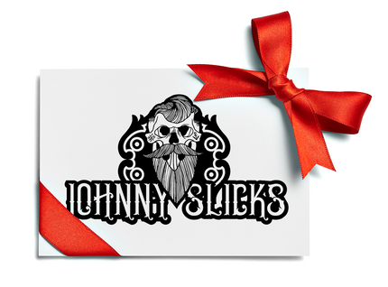 Johnny Slicks Gift Card