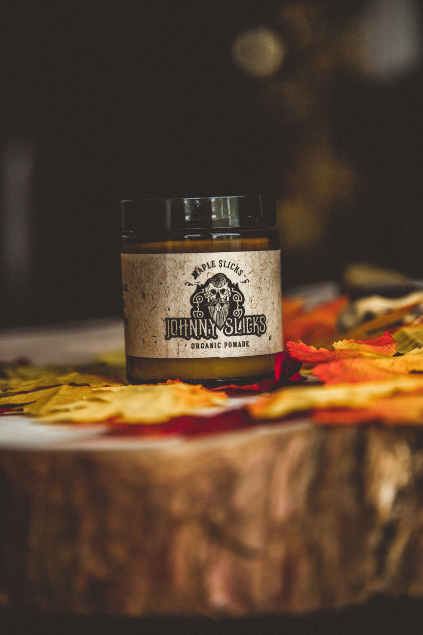 Organic Pomade - Maple Slicks