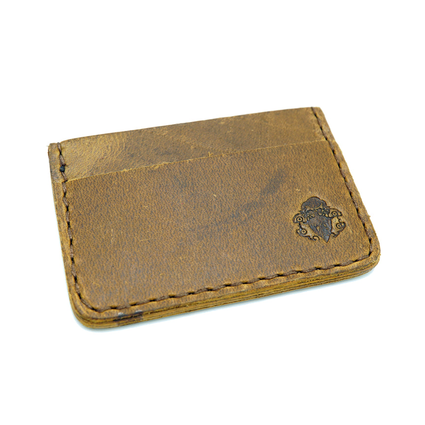 Leather Slick Wallet