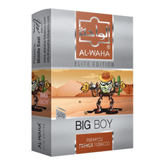 Image of Al-Waha Big Boy shisha tobacco