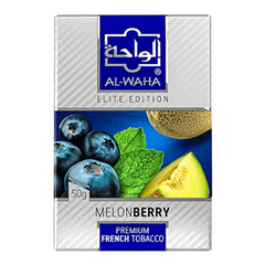 Image of Al-Waha Melon Berry shisha tobacco