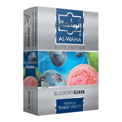 Image of Al-Waha Blueberry Guava shisha tobacco